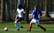 Amical - FRANCE B - FRANCE UNIVERSITAIRE : 4-0