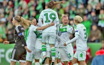 Ligue des Champions (Demi-finale) - WOLFSBURG assomme FRANKFURT (4-0)
