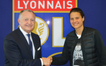 D1 - Dzsenifer MAROZSAN est Lyonnaise pour deux ans