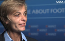 UEFA - Florence HARDOUIN élue au Comité Exécutif de l'UEFA