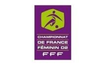 #D2F (21e journée) - BORDEAUX et YZEURE toujours à égalité, les résultats du jour
