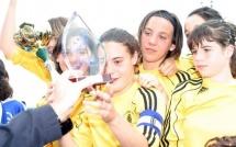 Championnat de France UNSS Minimes : le titre pour Vannes