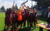 Challenge U19 (Finales) - PSG champion Elite, METZ champion Excellence