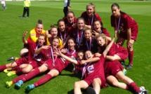 Challenge U19 Excellence - Réactions des entraîneurs Céline LEUCK (FC Metz) et Nasreddine BEHLOUL (Grenoble-Claix)