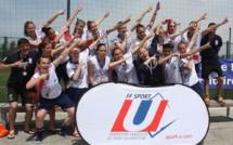 #FFSU - Championnat de France à 11 : L'Université de LYON termine sur le podium