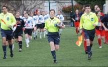 Arbitres féminines : bilan des promotions/relégations