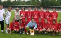 La Coupe de Lorraine pour Algrange